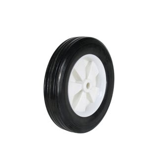 Cold Steel Plastic Wheel with White Centre 200mm