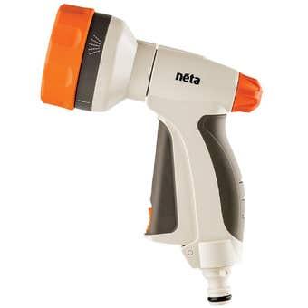Neta Plastic 5 Pattern Front Trigger Spray Gun 12mm