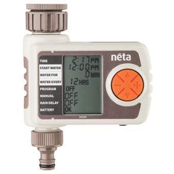 Neta Electronic One Zone Tap Timer 12mm