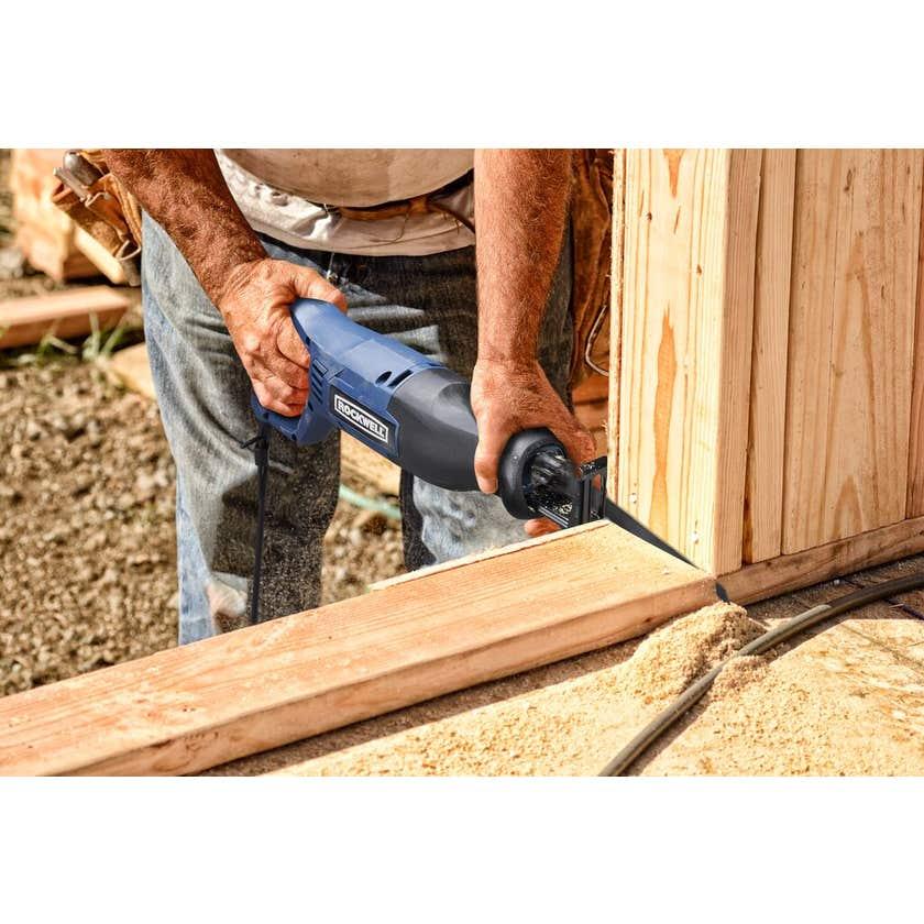 Rockwell 800W Reciprocating Saw