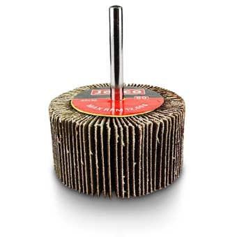 Josco Flap Wheel 80 Grit 60mm