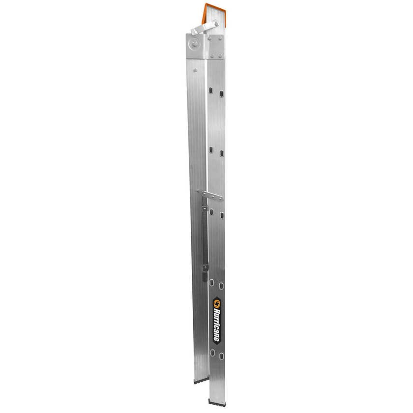Hurricane Dual Punch 1.8 - 3.2m Dual Purpose Ladder 150kg Industrial