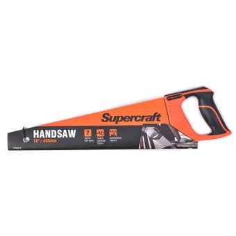 Supercraft Softgrip Handsaw 450mm
