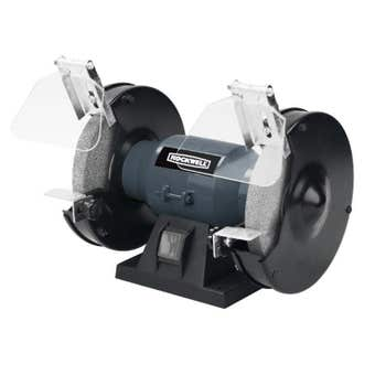 Rockwell 250W Bench Grinder