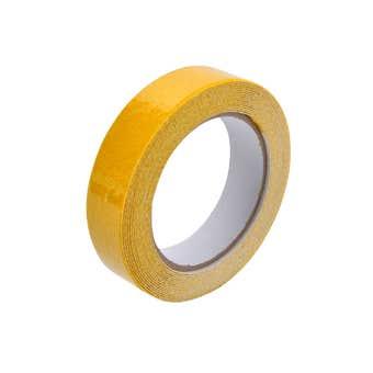 DTA Gecko Grip Antislip Tape Yellow 60 Grit 25mm x 5m