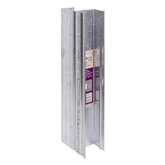 Trio Hardaz Retaining Wall Corner Post 65 x 450mm