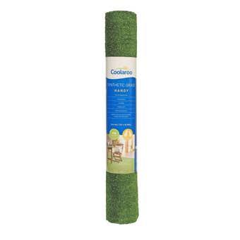 Coolaroo Synthetic Grass Handy 1 x 4m