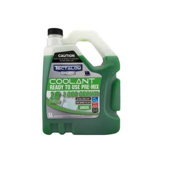 Tectaloy Ready to Use Premix Green Coolant 5: