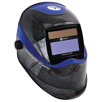 Promax 200 Welding Helmet Slate
