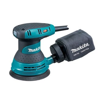 Makita 300W Random Orbit Sander 125mm