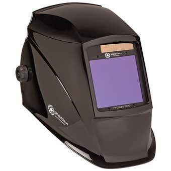 Promax 500 Welding Helmet Black Stealth