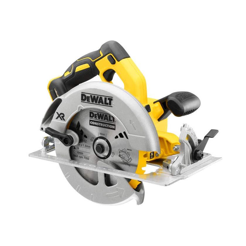 DeWALT 18V XR Brushless Circular Saw 184mm Skin