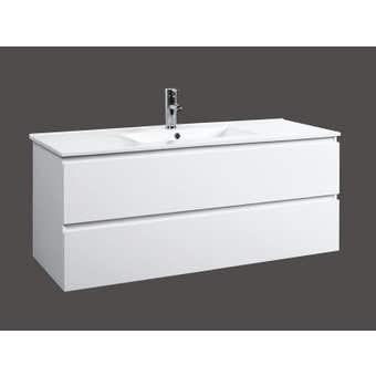 Cartia Noto Wall Hung Vanity Unit 1200mm