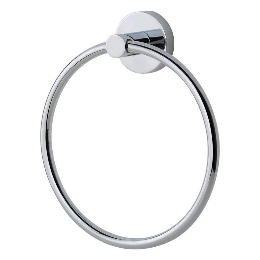Mixx Towel Ring Round Chrome