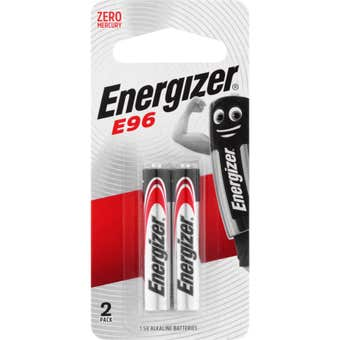 Energizer Max E96 AAAA Battery - 2 Pack