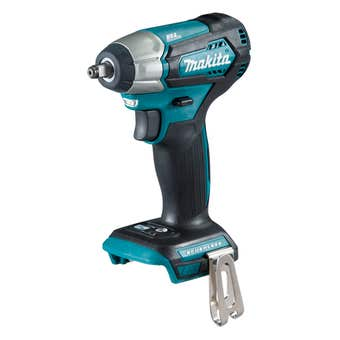 """Makita 18V Brushless Sub-Compact Impact Wrench 3/8"""" Skin DTW180Z"""
