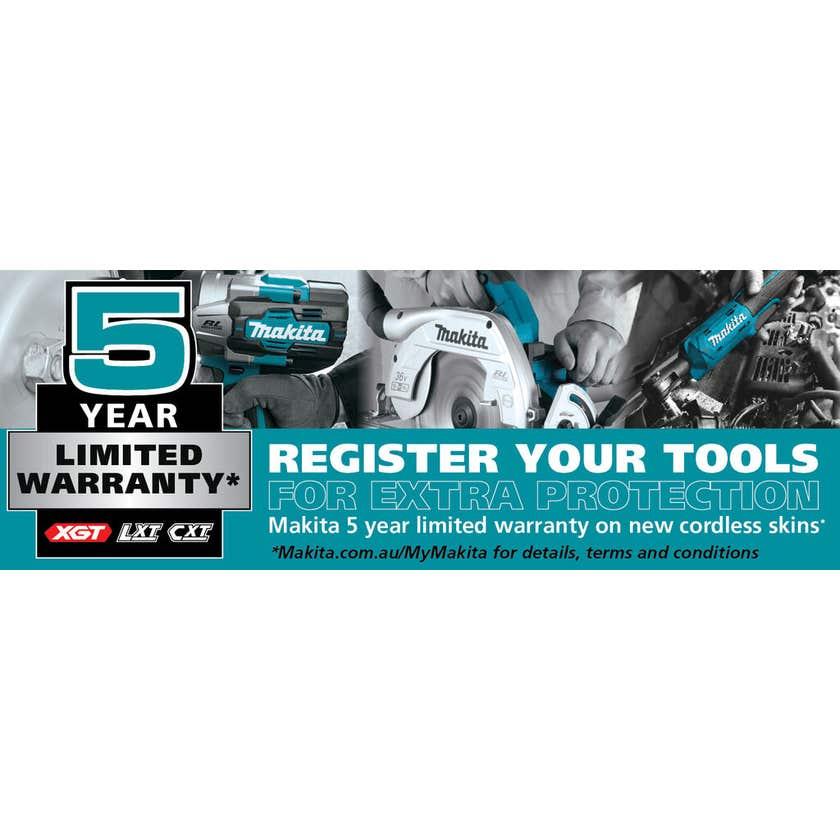 Makita 36V (18V x 2) 5.0Ah Brushless Plunge Cut Circular Saw Kit DSP601PT2JU