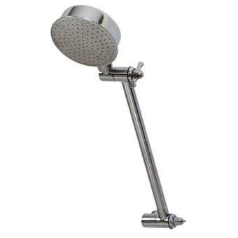 Brasshards Low Pressure All Directional Shower Chrome