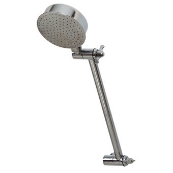 Brasshards Low Pressure All Directional Shower Chrome