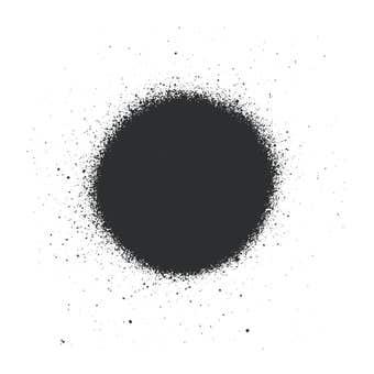 Accent Quickspray Gloss Black 310G