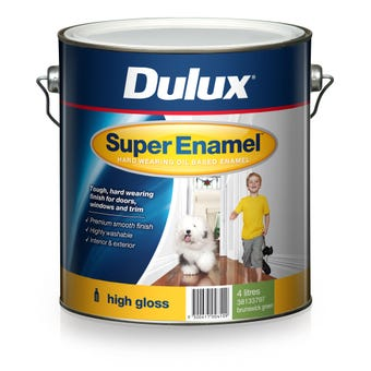 Dulux Super Enamel High Gloss Brunswick Green 4L