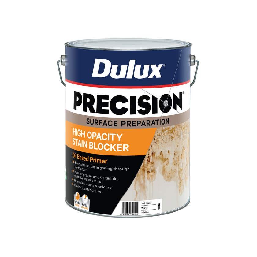 Dulux Precision High Opacity Stain Blocker 10L