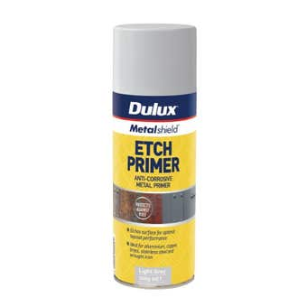 Protective Coatings Metalshield Etch Primer Spraypack Light Grey