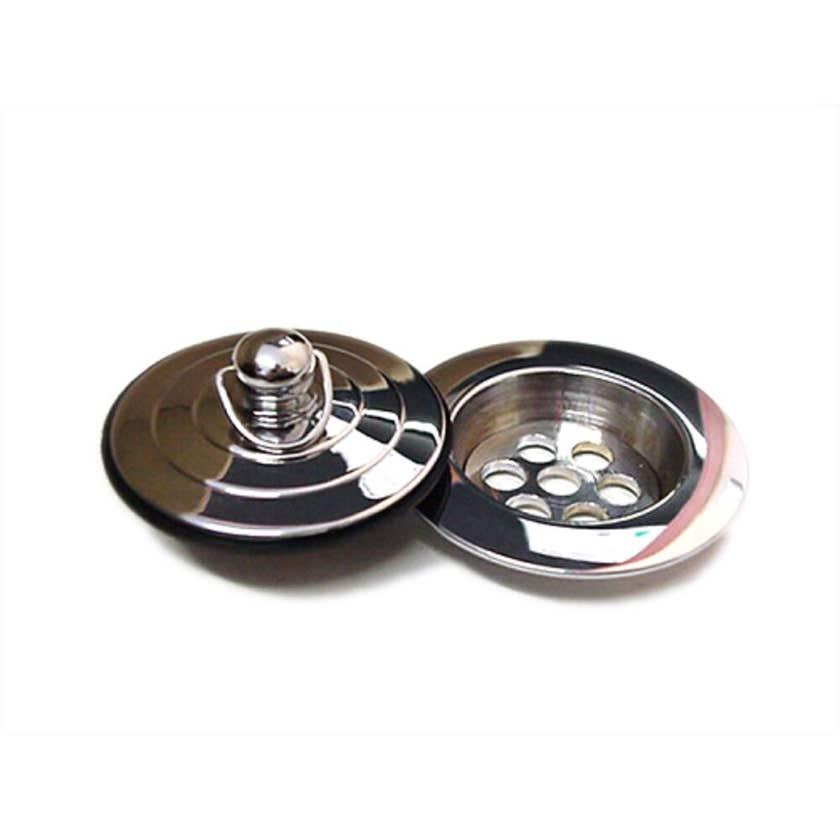 Mildon Repair Kit Waste Insert 40mm Inc. Deluxe Chrome Plug