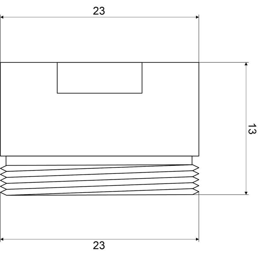 Mildon Male Aerator 7.5 Litre