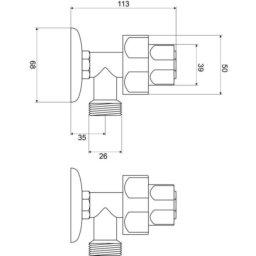 Mildon Universal Washing Machine Conversion Kit