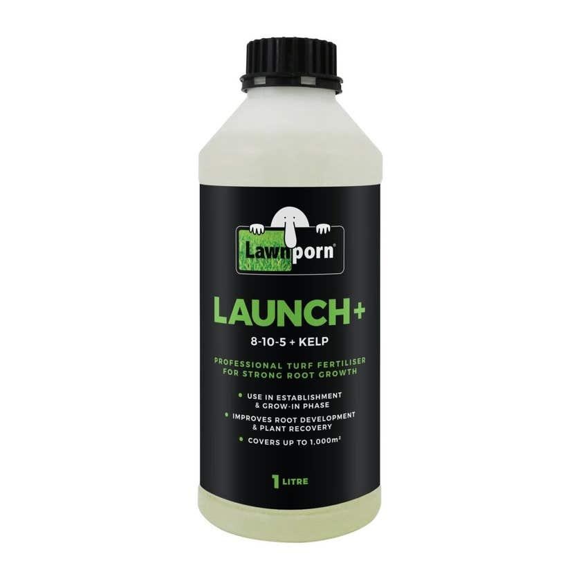 Lawn Porn Fertiliser Launch Plus 1L