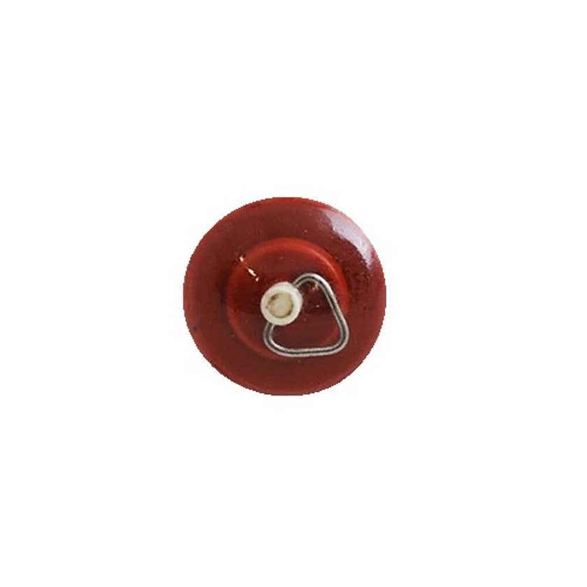 Mildon Red Rubber Plug 38mm