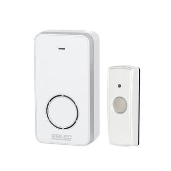 Arlec Wireless Door Chime Plug-In 100m Range