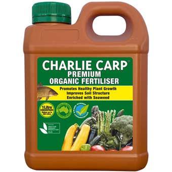 Charlie Carp Premium Organic Concentrate Fertiliser 1L