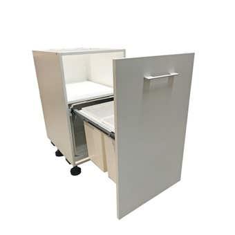 Principal Base Cabinet 450mm including 2 x 20L Oscar Waste Bins