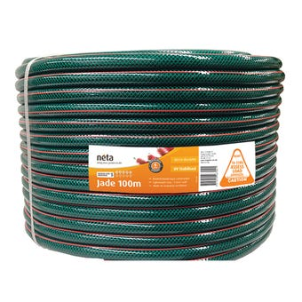 Neta Jade Unfitted Hose 100m 12mm