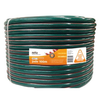 Neta Jade Unfitted Hose 100m x 12mm