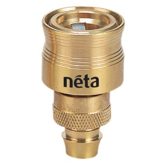 Neta Screw Hose Connector 18mm