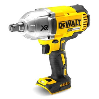 DeWALT 18V XR Li-Ion Brushless High Torque Impact Wrench Skin