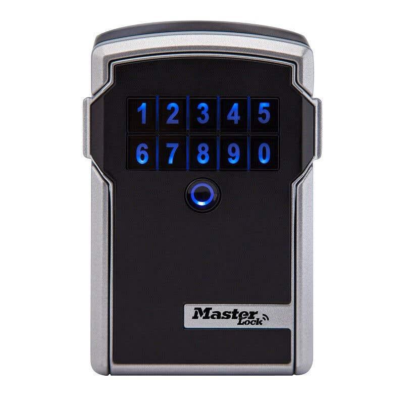 Master Lock Bluetooth Wall Mount Key Safe