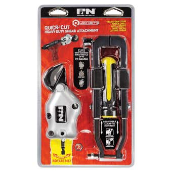 P&N Quick-Cut Heavy Duty Shear Attachment