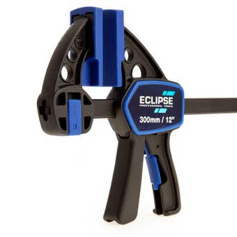 Eclipse One Handed Bar Clamp Mini 150mm 75kg