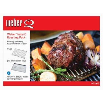 Weber Roasting Pack