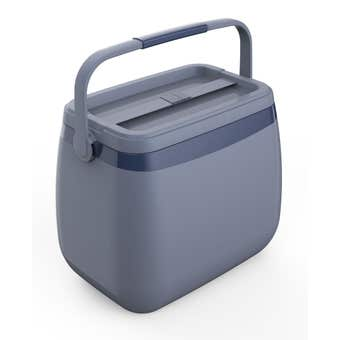 Retro Cooler 25L Grey