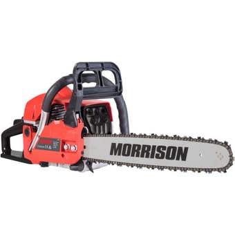 Morrison 45cc 2 Stroke Petrol Chainsaw