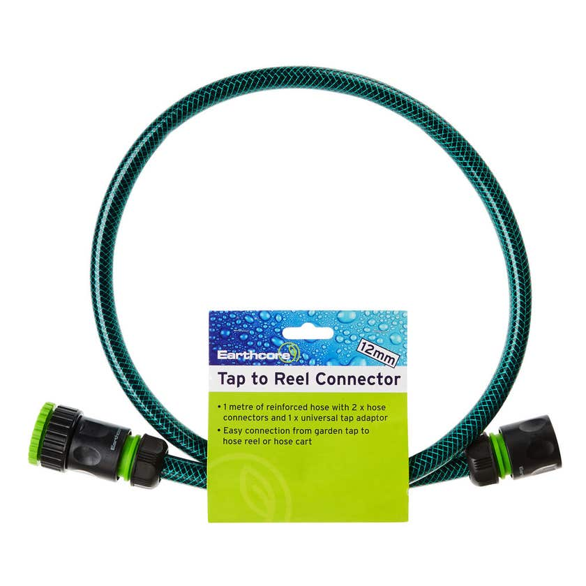 Earthcore Tap to Reel Connector 1m