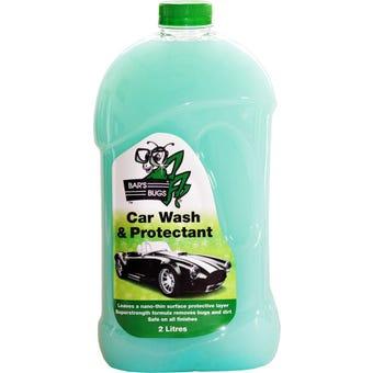 Bar's Bugs Car Wash & Protectant 2L