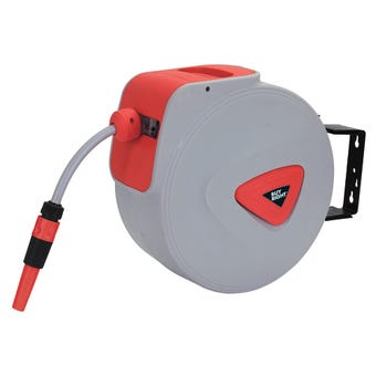 Buy Right® Retractable Hose Reel 15m