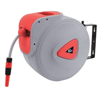Buy Right® Retractable Hose Reel 30m