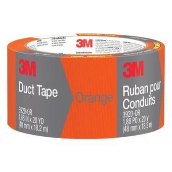 3M Duct Tape Orange 48mm x 18.2m